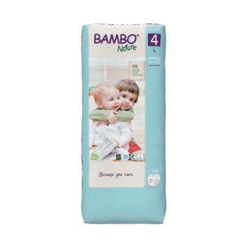 Bambo Nature Eco-Friendly size 4 (tall)