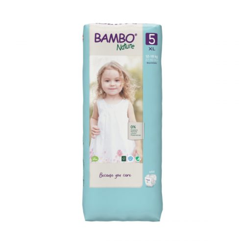 Bambo Nature Eco-Friendly size 5 - Tall