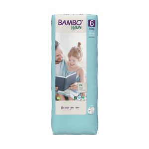 Bambo Nature Eco-Friendly size 6 Tall