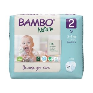 bambo nature eco friendly size 2